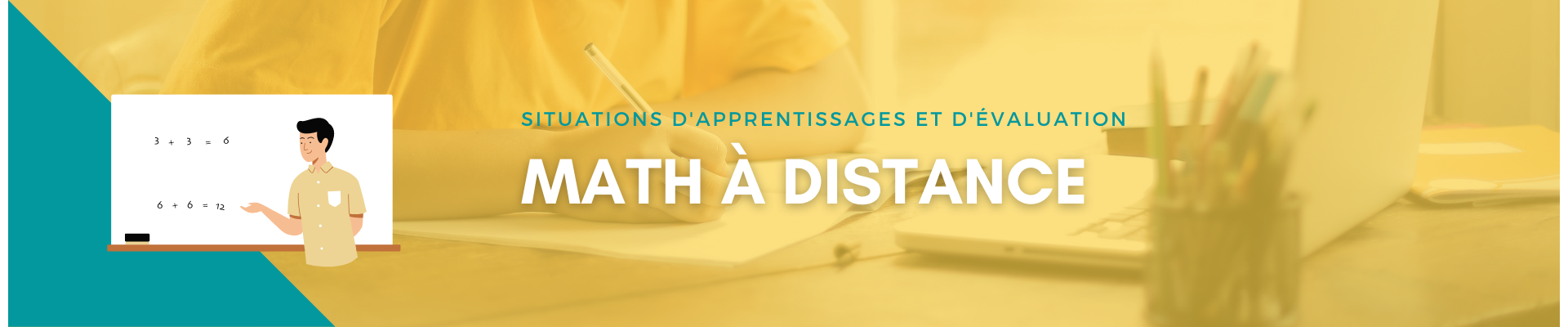 Situations d'apprentissage et d'évaluation